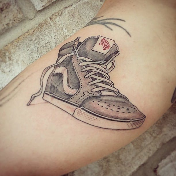 Tattoo by Jeremy Selzer
