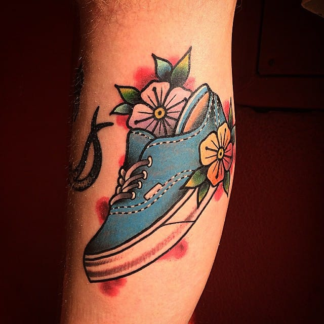 Tattoo by Sam Riera Cole