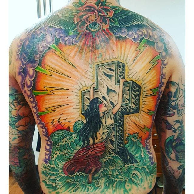 10 Classic Rock Of Ages Tattoos