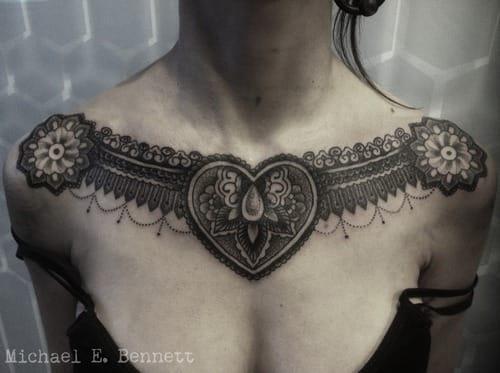 Beautiful work by Michael E. Bennett.