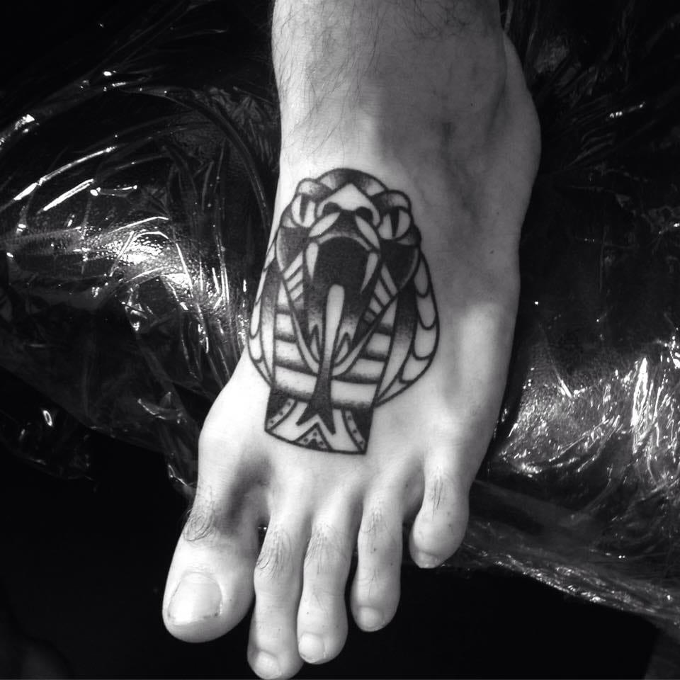 Cobra Tattoo by Blame Max Tattoo