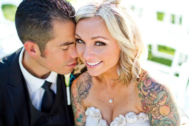 30 Awesome Tattooed Weddings vs & Wedding Tattoos
