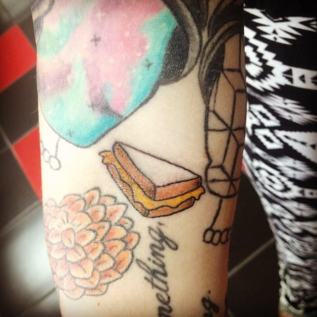 Tattoo by Simon Blanco