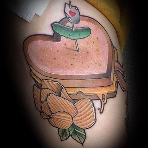 Tattoo by Tara Timoon