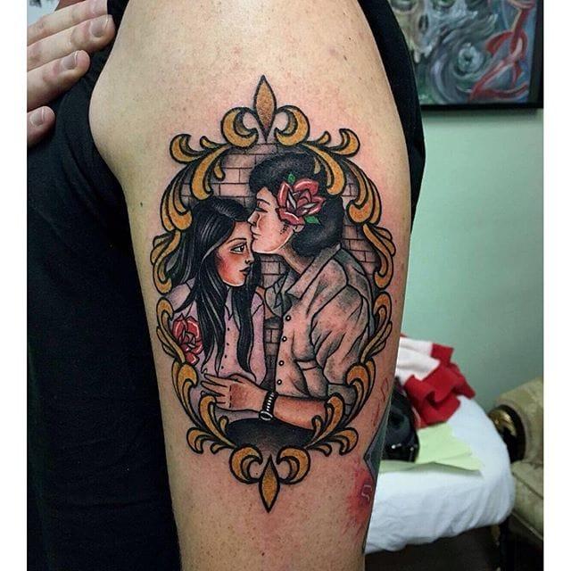by Dida Tattoo