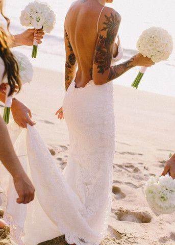 bridal sleeve