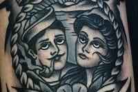 Tattoo by Samuele Briganti