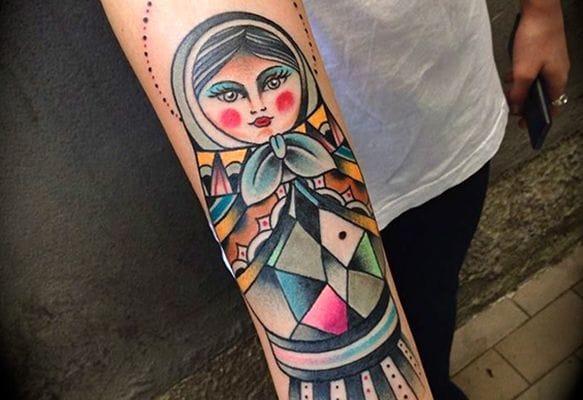 Tattoo by PABLO DE