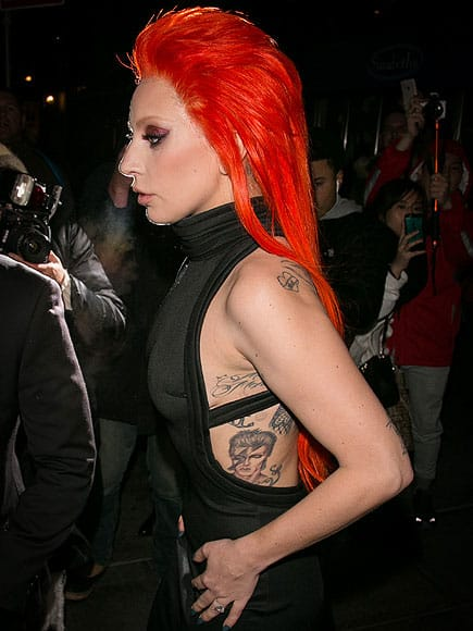 Lady Gaga Update On Her Evergrowing Love For Tattoos