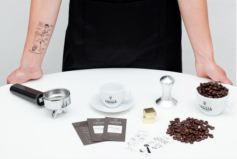 These Temporary Recipe Tattoos Are Here To Improve Your Cooking Skills