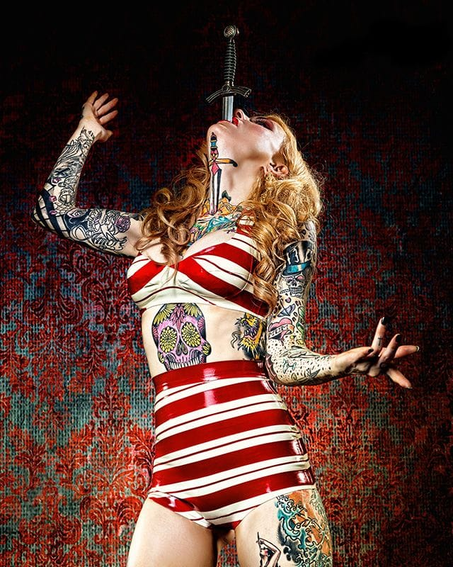 40 Entertaining Circus Tattoos