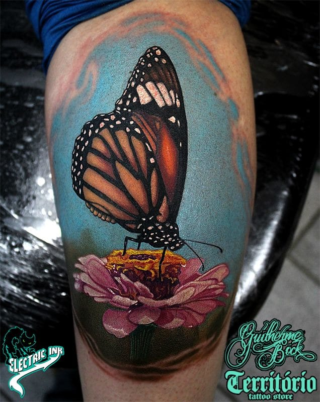 Lindíssima borboleta