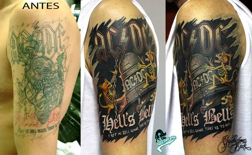 Cover Up Rock'n Roll!!