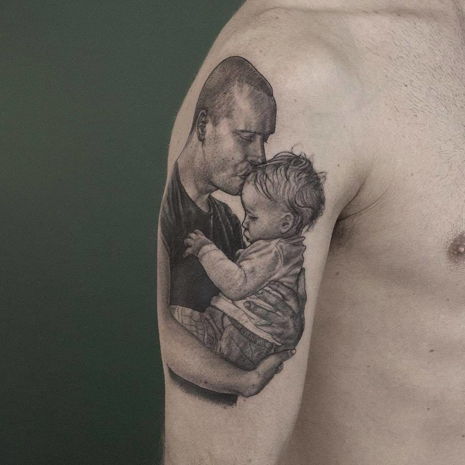 8 Stirring Parenthood Tattoos