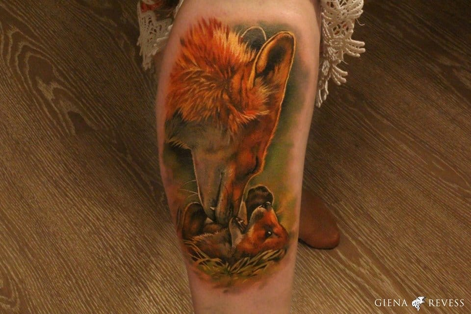 You can also express your parent's love with animals. By Giena Revess.