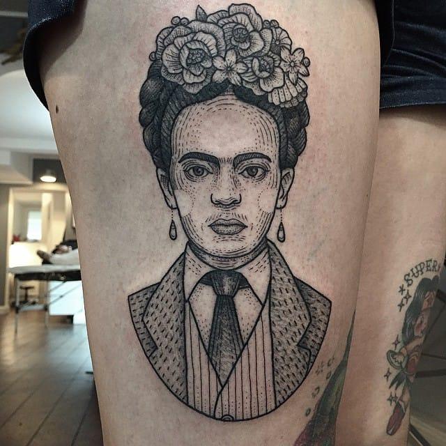Frida Kahlo, Susanne König