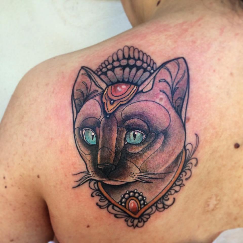 Cat goddess. By Miss Juliet