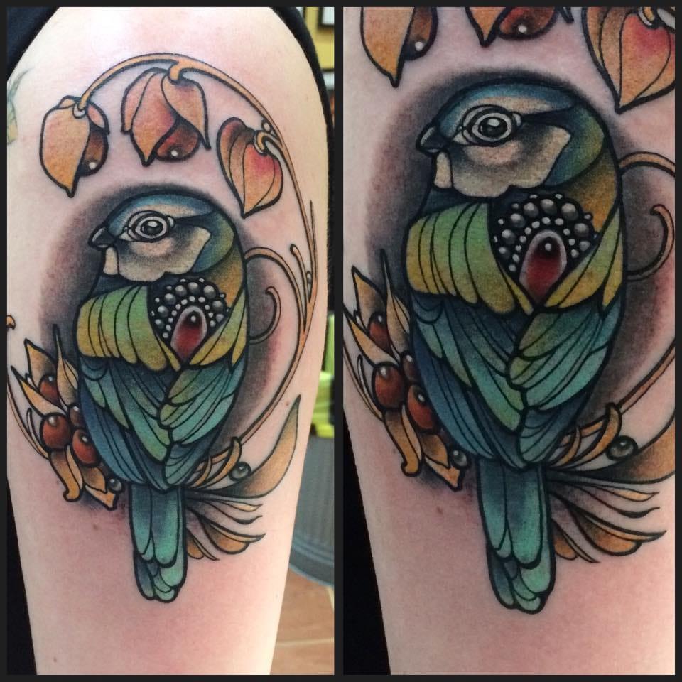 Sweet bird. By Miss Juliet