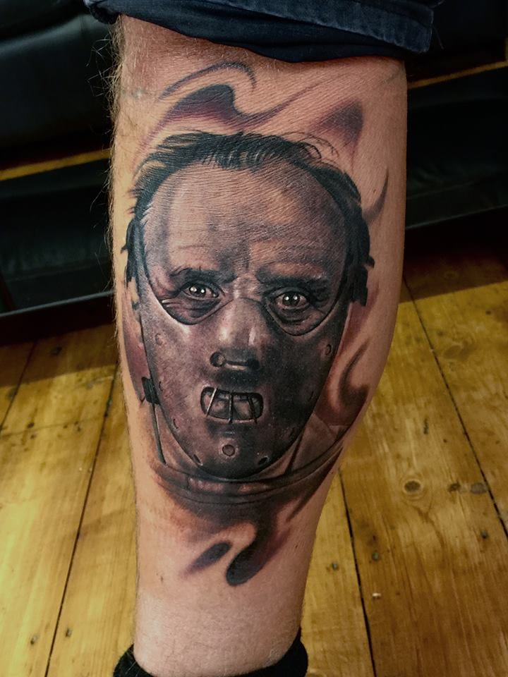 O super calmo e gente boa Hannibal Lecter