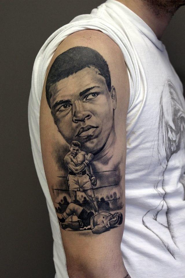Lenda do Boxe, Ali!