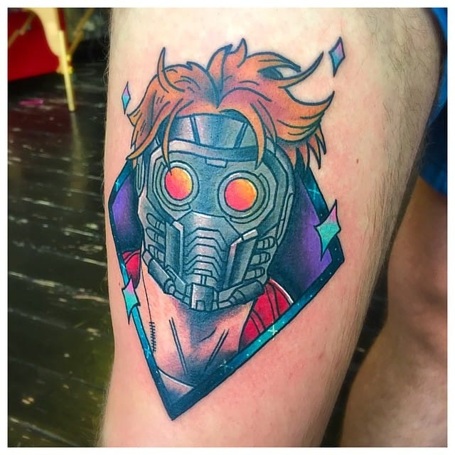 15 Heroic Guardians Of The Galaxy Tattoos