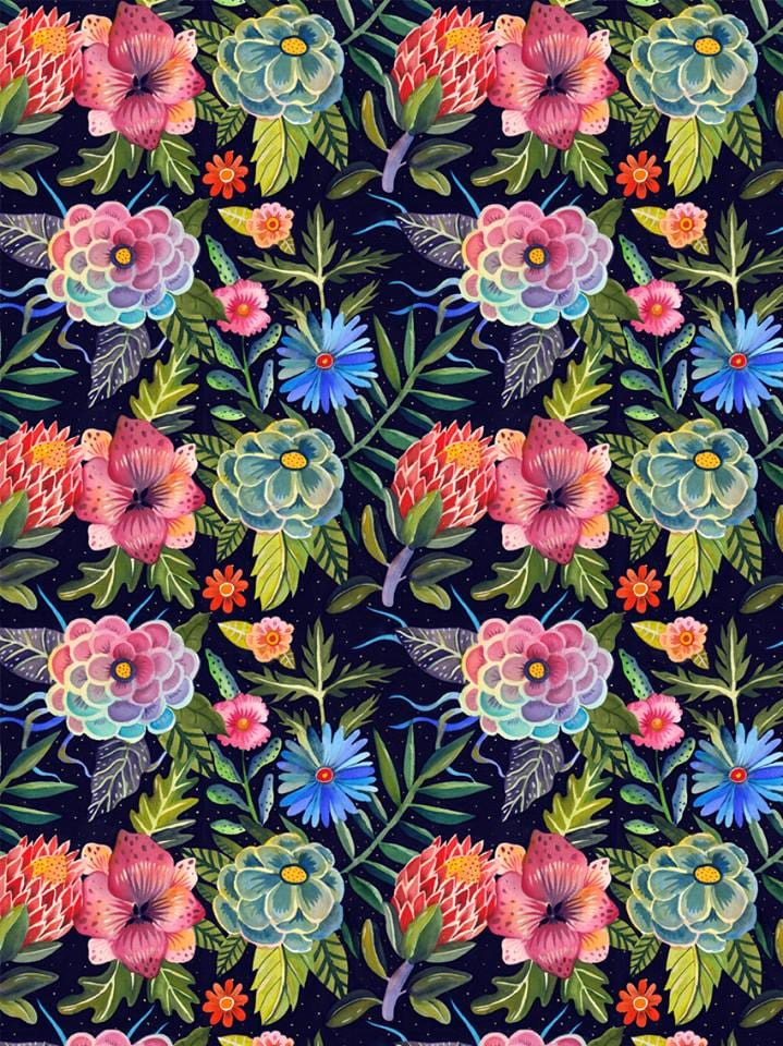 Pretty Patterns by Aitch.