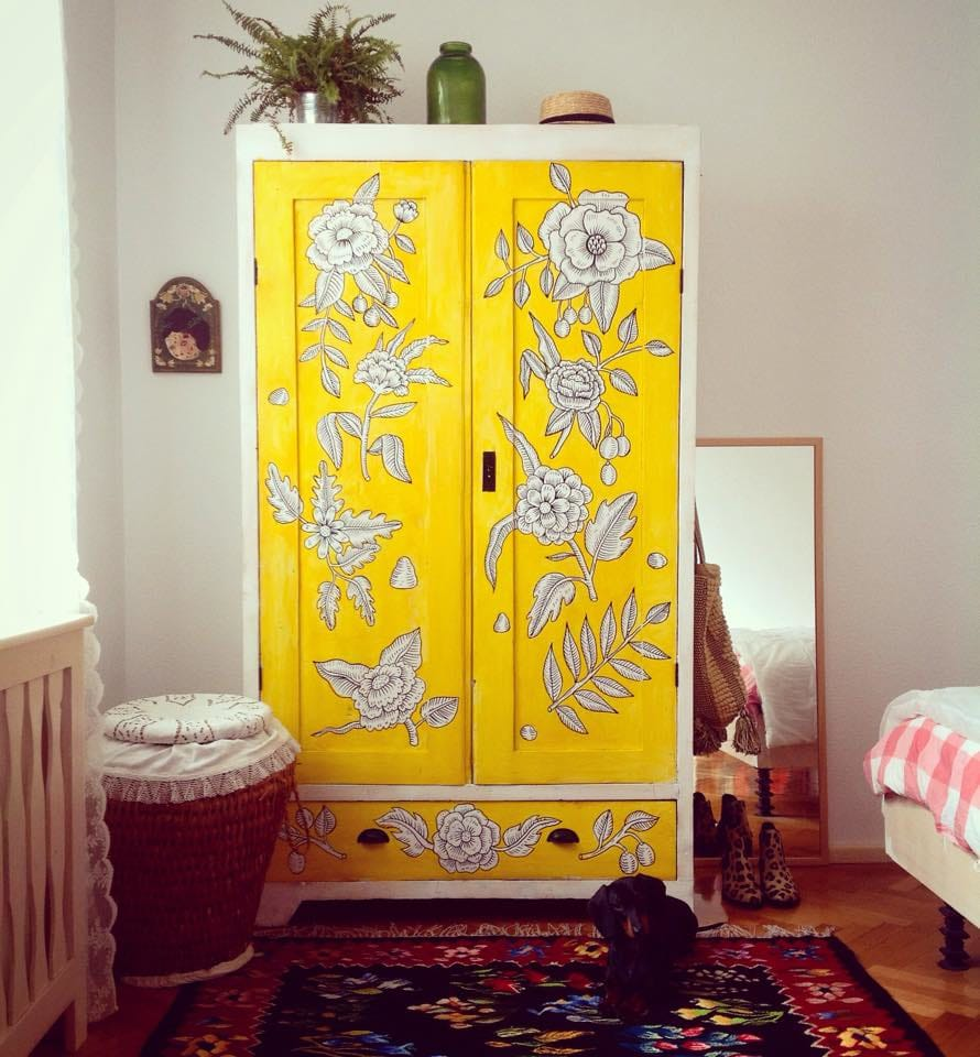 Wardrobe design by Aitch.