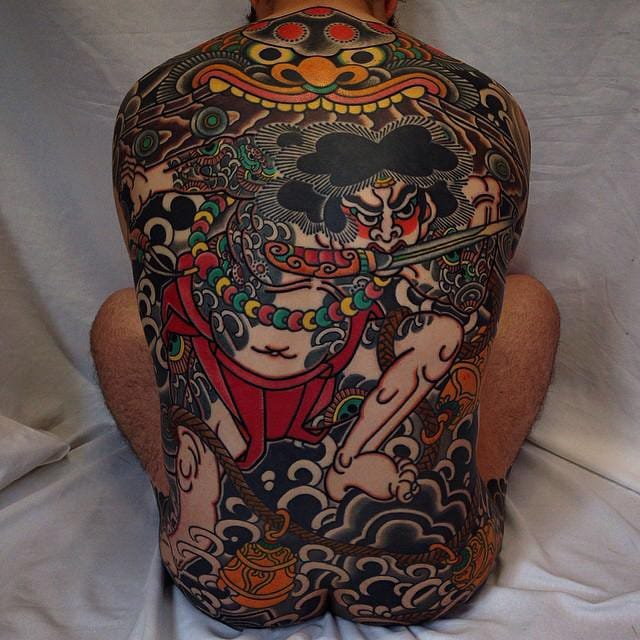 10 Beautiful Suikoden Tattoos