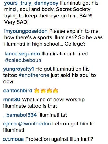 Illuminati Confirmed??...NO!