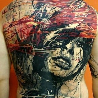 When The Body Becomes A Medium: Artistic Tattoo