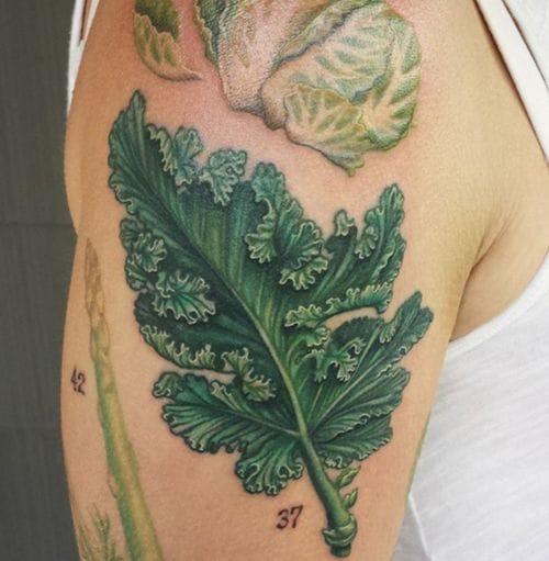 Leafy Tattoo, Retail Hell Underground