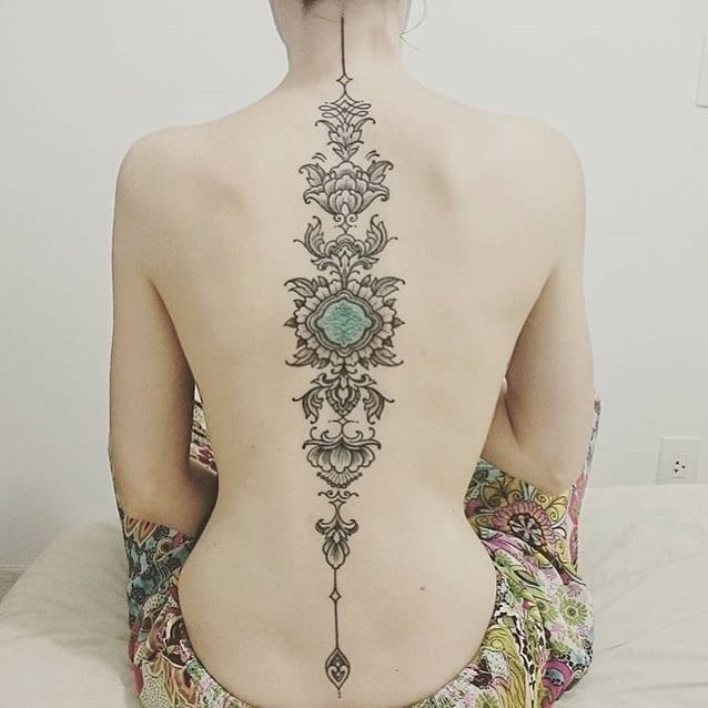 The Exquisite Neo Tribal Tattoos Of Brian Gomes