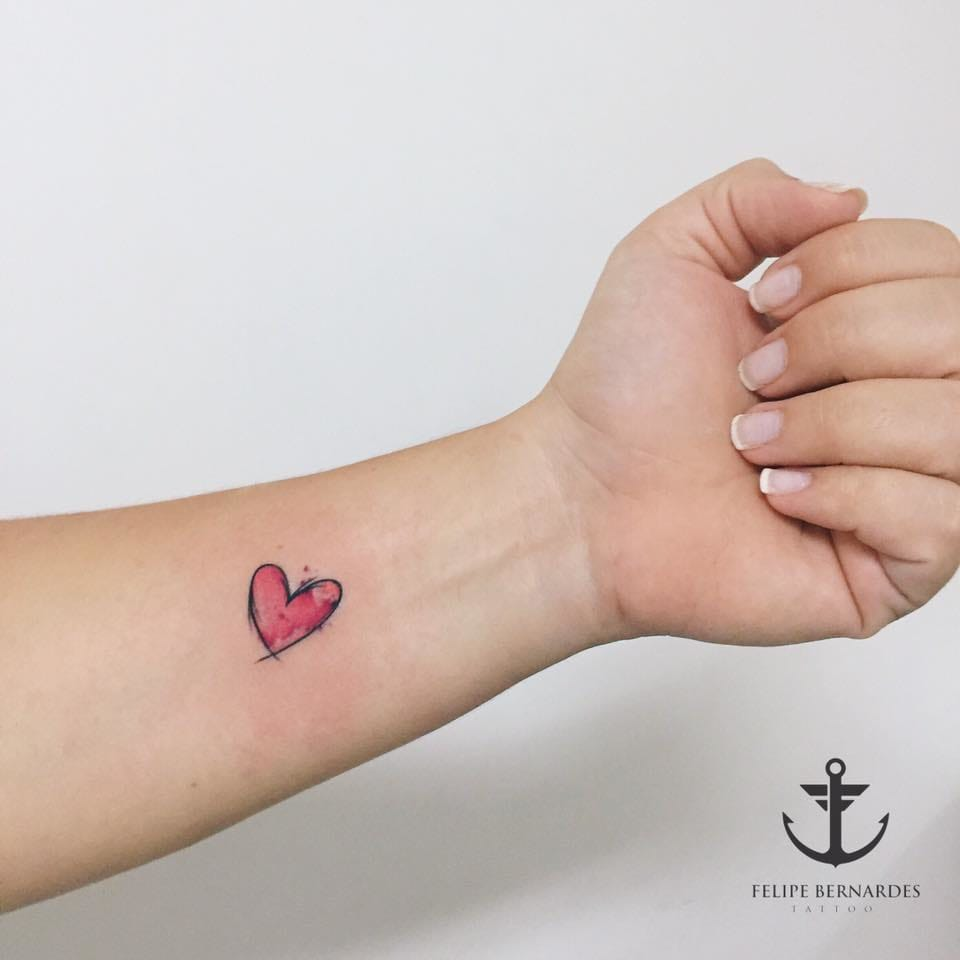 Wear your heart on your sleeve!