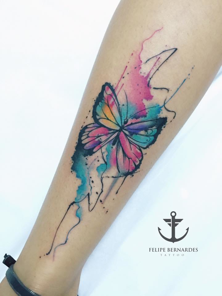 Cute butterfly.