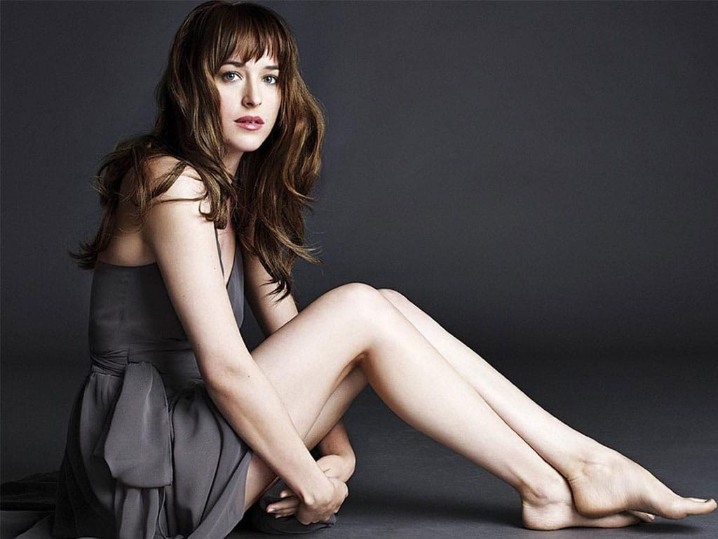 Fifty Shades Of Grey Actress Got A Body Double Because Of Butt Tattoo