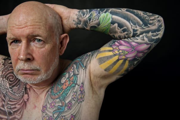 9 People Who Prove You Are Never Too Old To Get Your First Tattoo