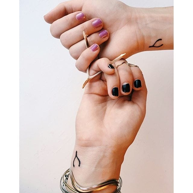 It's Sisterhood Forever With These Tattoos To Get With Your Sis