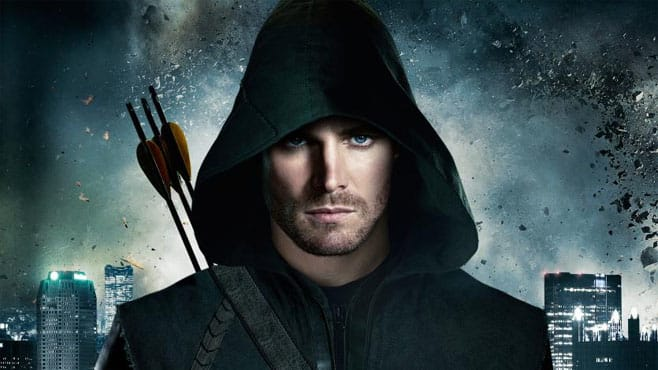 'Arrow' Actor Approves Dedicated Fan's Tattoo Plan