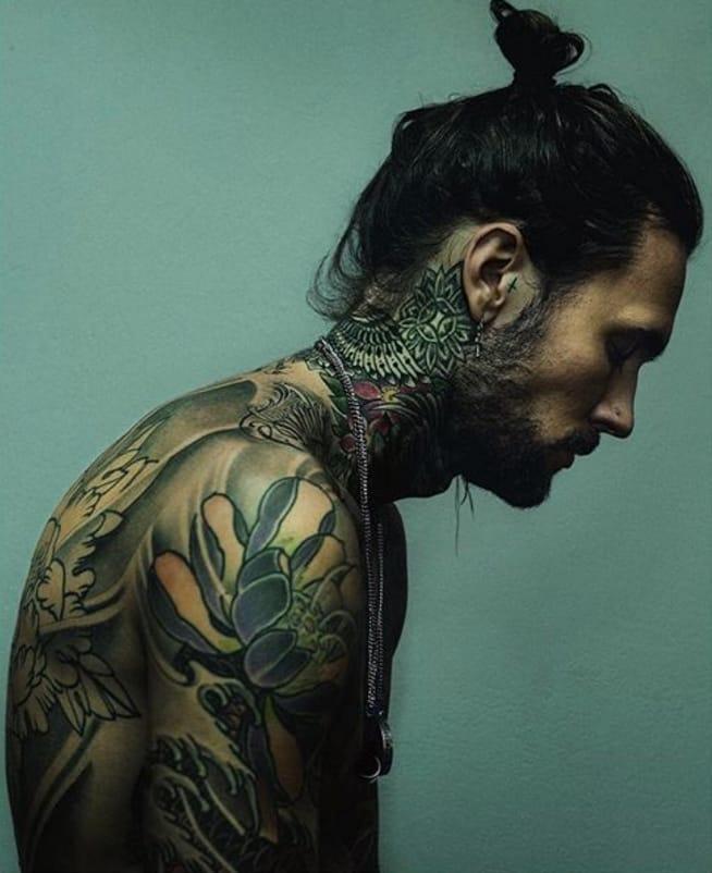 Tattoo Dudes: Robin Paulie Stenberg, Joshua Williams & More