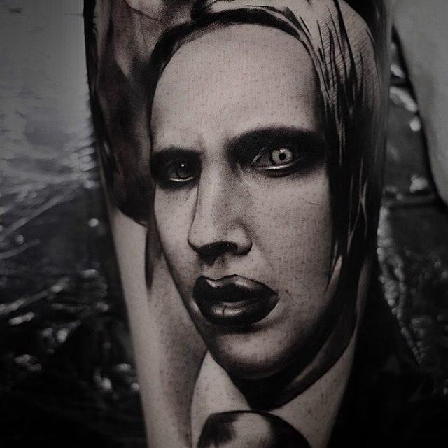 Marilyn Manson by Kurt Staudinger