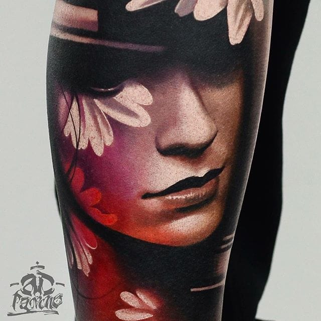 Insane Painterly Style Tattoos By A.D. Pancho