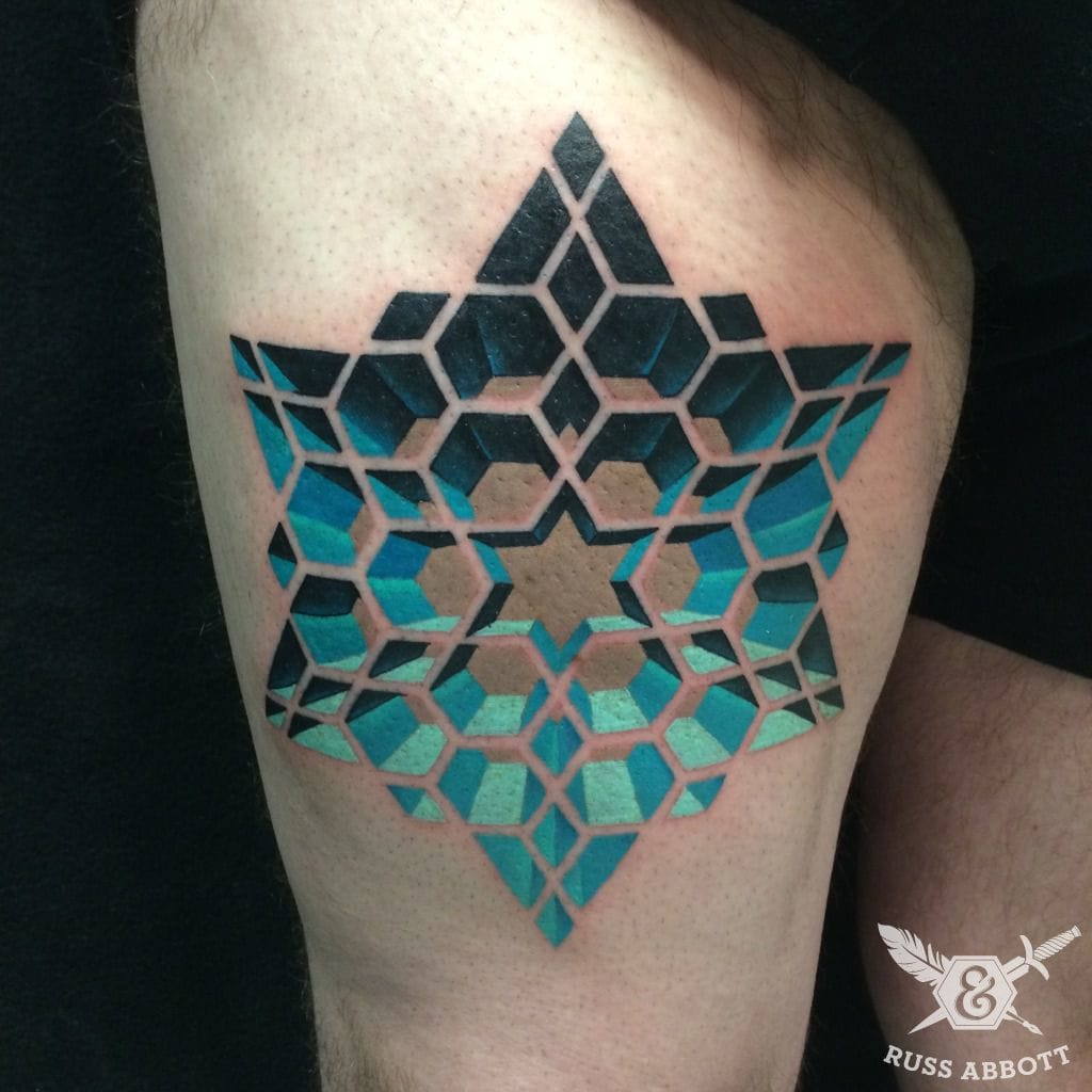 40 flawless geometric tattoos tattoodo. Black Bedroom Furniture Sets. Home Design Ideas
