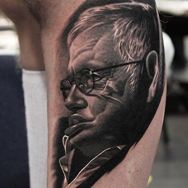 Unbelievable Portrait Tattoos By Ryan Evans