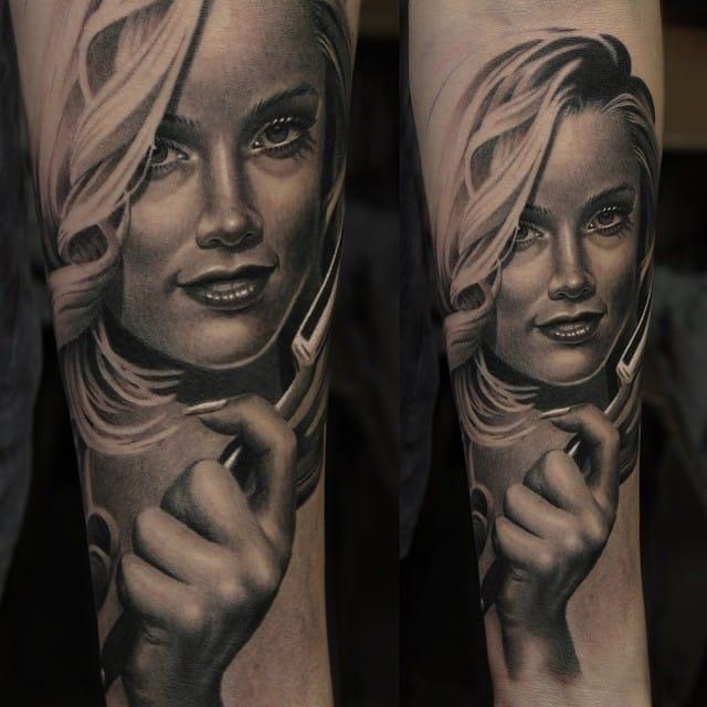 Tattoo by #RyanEvans