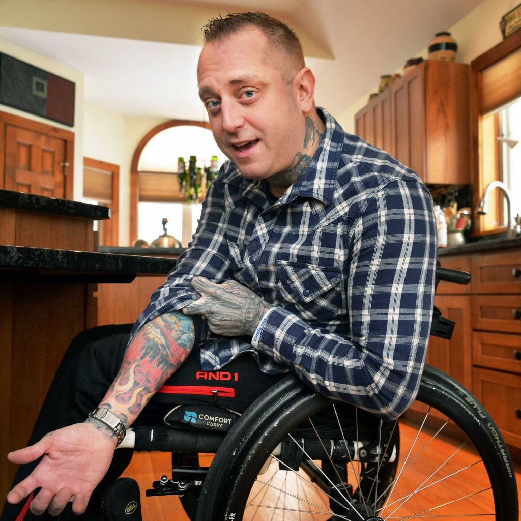 Tattooed Indie Documentary Star Raises Awareness for Rare Diseases