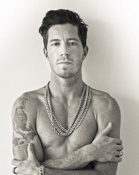 PS, when did Shaun White get so fucking hot? Goddamn.