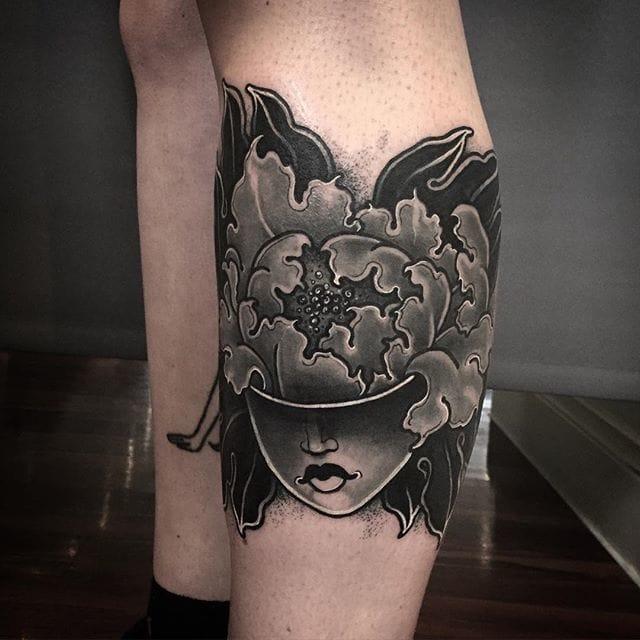 tattoo by Laura Yahna