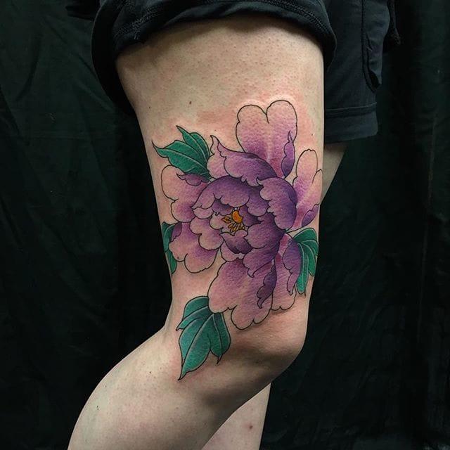 Tattoo by Rodrigo Bueno