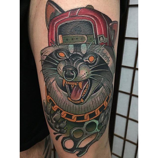 Tattoo by Alex Dörfler