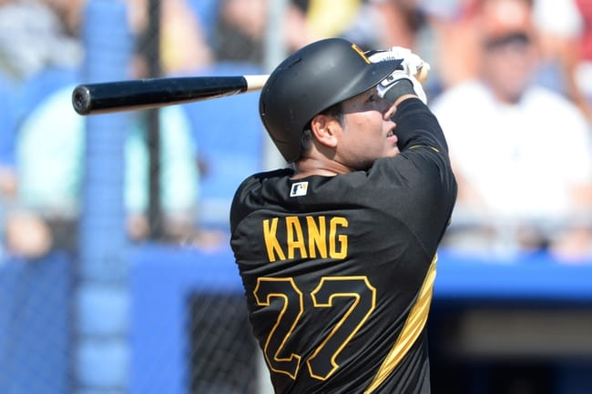 Pittsburgh Pirates Jung-Ho Kang Rocks A Portrait Tattoo of Himself!